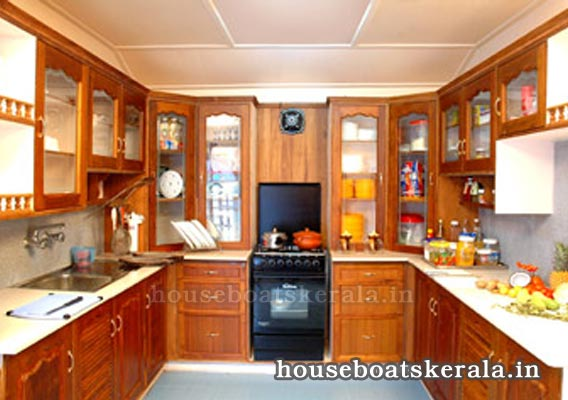 Houseboat Kitchen Photos