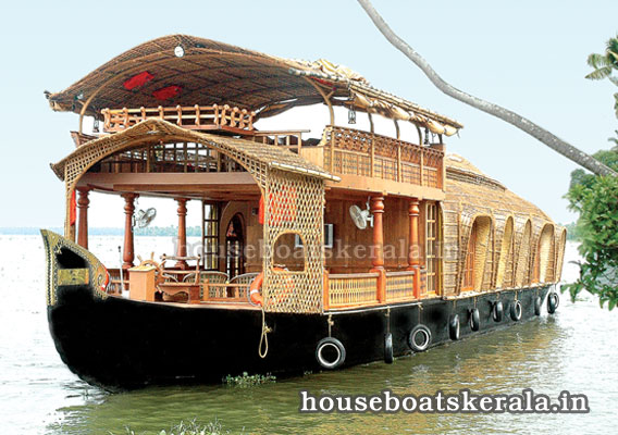 Kerala Houseboat Photos