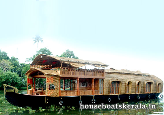Kerala Houseboat Pictures